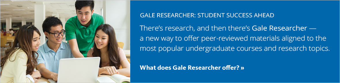 Gale Researcher