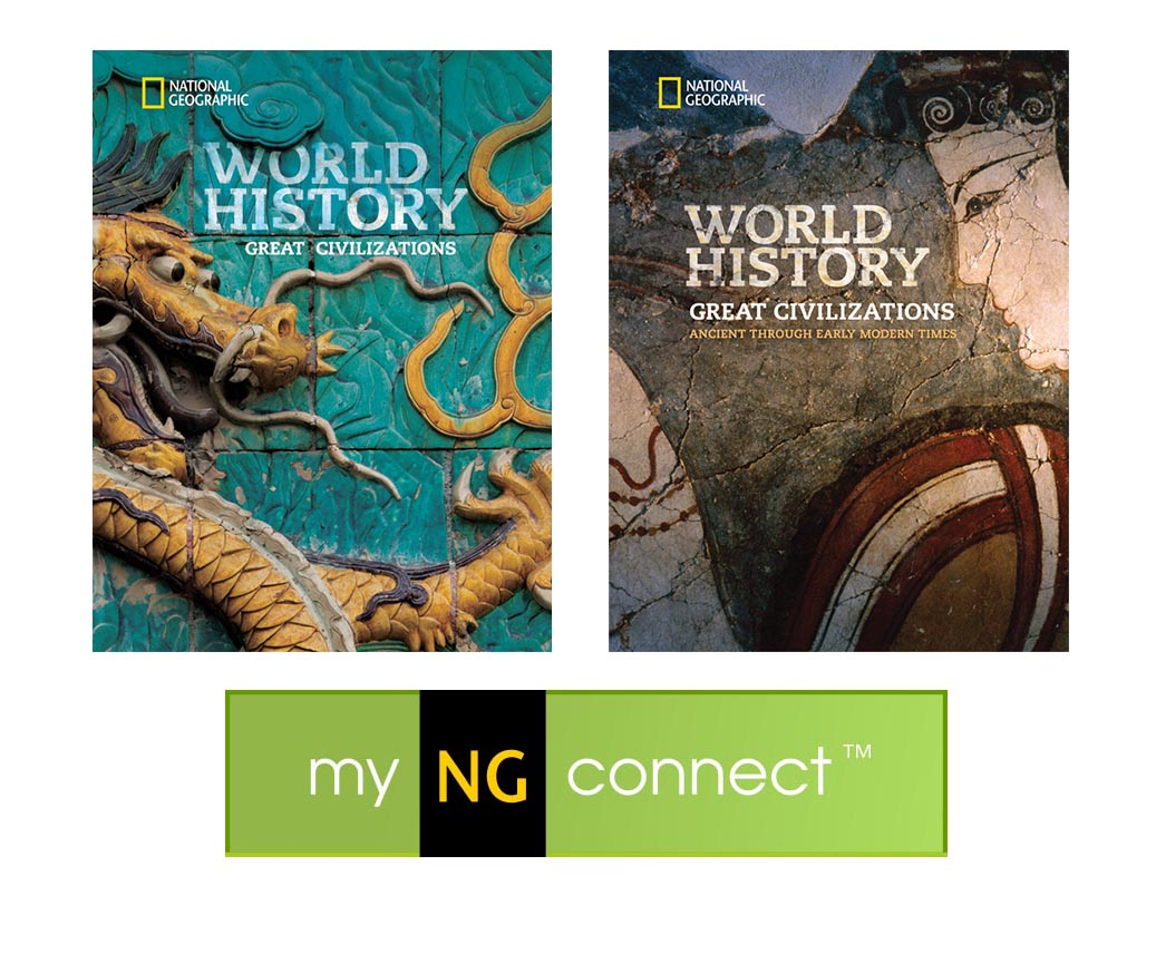 World History myNGconnect