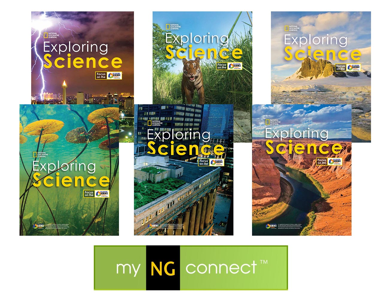 Exploring Science myNGconnect