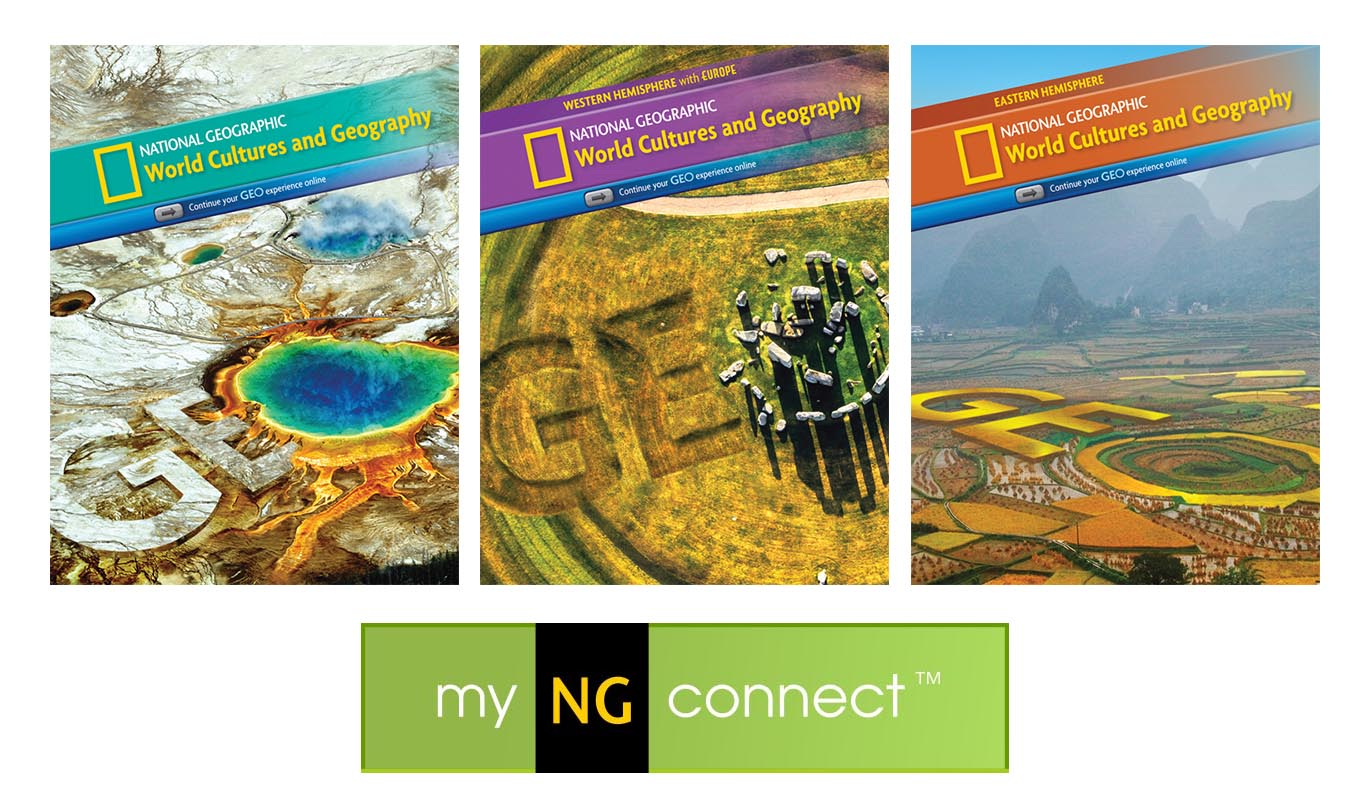 World Cultures & Geography myNGconnect