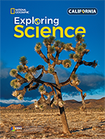 Exploring Science California Physical Science Student Edition