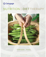 nutrition and diet therapy 6th edition final exam