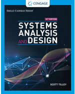 Systems Analysis Design Systems Analysis And Design Mis Computing Information Technology Cengage