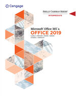 skills for success with microsoft office 2019