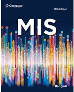 Mis - Computing Information Technology - Cengage
