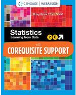Statistics - Cengage