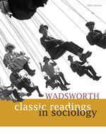 Sociology cengage labelsultimagealt wadsworth classic readings in sociology 5th edition fandeluxe Gallery