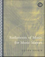 Music cengage rudiments of music for music majors 1st fandeluxe Gallery