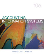 Accounting information systems 10th edition gelinas test bank.