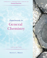 Lab Manuals Handbooks - General Chemistry - Chemistry - Cengage