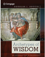 Philosophy cengage labelsultimagealt archetypes of wisdom an introduction to fandeluxe Choice Image