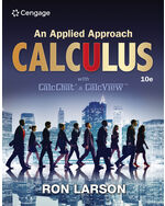 Larson ron cengage calculus an applied approach 10th edition fandeluxe Images