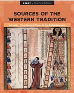 History cengage sources of the western tradition volume i fandeluxe Choice Image