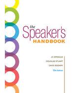 The Speakers Handbook Spiral Bound Version