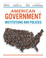 American Government, Essentials Edition: Institutions