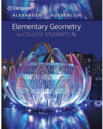 Mathematics cengage elementary geometry for college students 7th edition fandeluxe Image collections