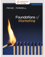 Marketing cengage mindtap for foundations of marketing 8th edition fandeluxe Gallery