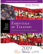 Taxation cengage south western federal taxation 2019 fandeluxe Choice Image