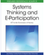 E-Democracy and E-Participation Bundle: Systems Thinking and E-Participation: ICT in the Governance of Society