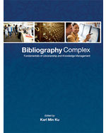 Bibliography Complex: Fundamentals of Librarianship and Knowledge Management (eBook)