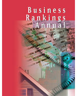 Business Rankings Annual: Lists of Companies, Products, Services, & Activities Compiled from a Variety of Published Sources - Cumulative Index