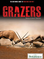 The Britannica Guide to Predators and Prey: Grazers