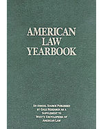 American Law Yearbook: Supplement to West's Encyclopedia of American Law