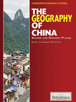 Understanding China: The Geography of China