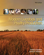 Modern Livestock & Poultry Production, 9th Edition