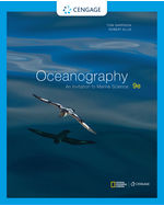 Oceanography: An Invitation to Marine Science, Garrison, 9th Edition