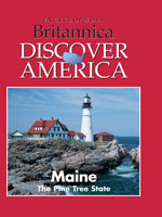Discover America: Maine: The Pine Tree State