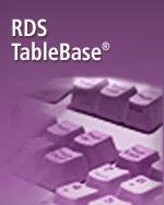 RDS TableBase