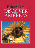 Discover America: Kansas: The Sunflower State