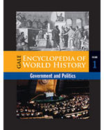 Gale Encyclopedia of World History: Government and Politics