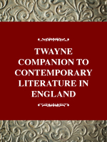 Twayne Companion to Contemporary Literature in English: From the Editors of The Hollins Critic