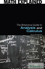 Math Explained: The Britannica Guide to Analysis and Calculus
