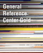 General Reference Center Gold