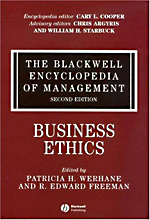 Blackwell Encyclopedia of Management: Vol. 2: Business Ethics