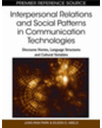 Online Social Behavior Collection: Interpersonal Relations And Social Patterns In Communication Technologies