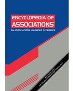 Encyclopedia of Associations®: National Organizations
