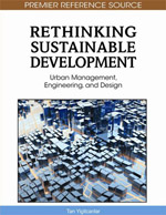 Green Technologies Collection: Rethinking Sustainable Development: Urban Management, Engineering, And Design