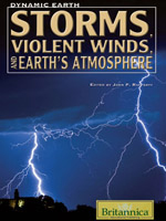 Dynamic Earth: Storms, Violent Winds, and Earth's Atmosphere