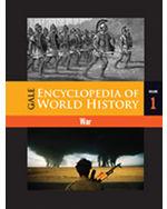 Gale Encyclopedia of World History: War
