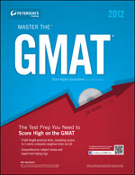 Peterson's Bundle 1: Peterson's Master The GMAT 2012