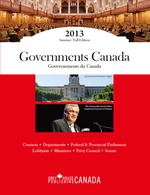 Governments Canada: Summer/Fall 2013