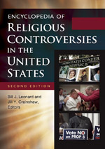 Encyclopedia of Religious Controversies in the United States
