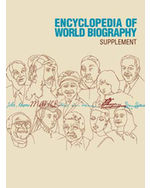 Encyclopedia of World Biography: 2012 Supplement