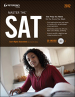 Peterson's Bundle 1: Peterson's Master The SAT 2012