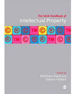 The SAGE Handbook of Intellectual Property