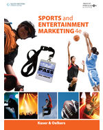 Sports and Entertainment Marketing Updated, Precision Exams Edition, 4th Edition